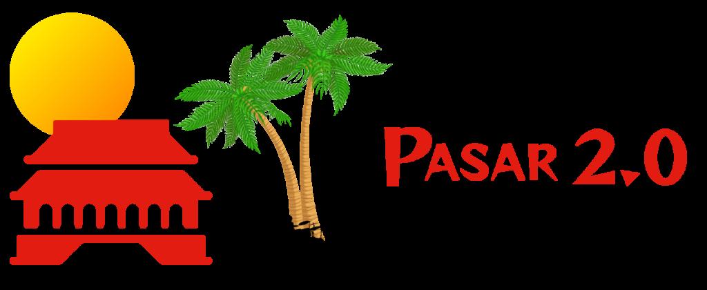 Pasar 2.0 Festival Logo (Right)