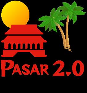 Pasar 2.0 Festival Logo